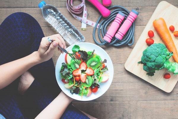 Comer de forma mas saludable ayuda al metabolismo