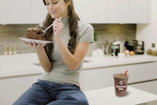 que es y para que sirve chocolate slim
