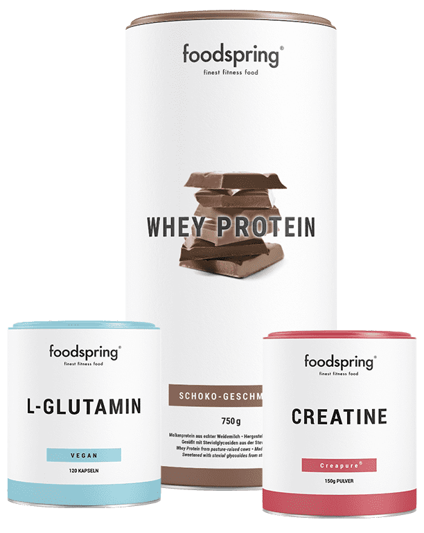 pack musculacion foodspring