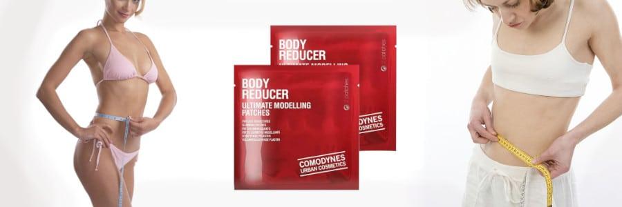 composición de los parches body reducer de comodynes