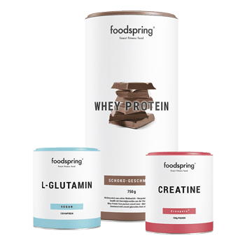 foodspring pack musculacion