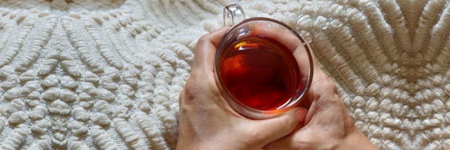 Cuando es mejor tomar té rojo