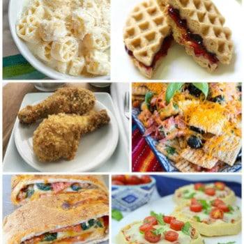 Dieta equilibrada para niños de 4 a 8 años