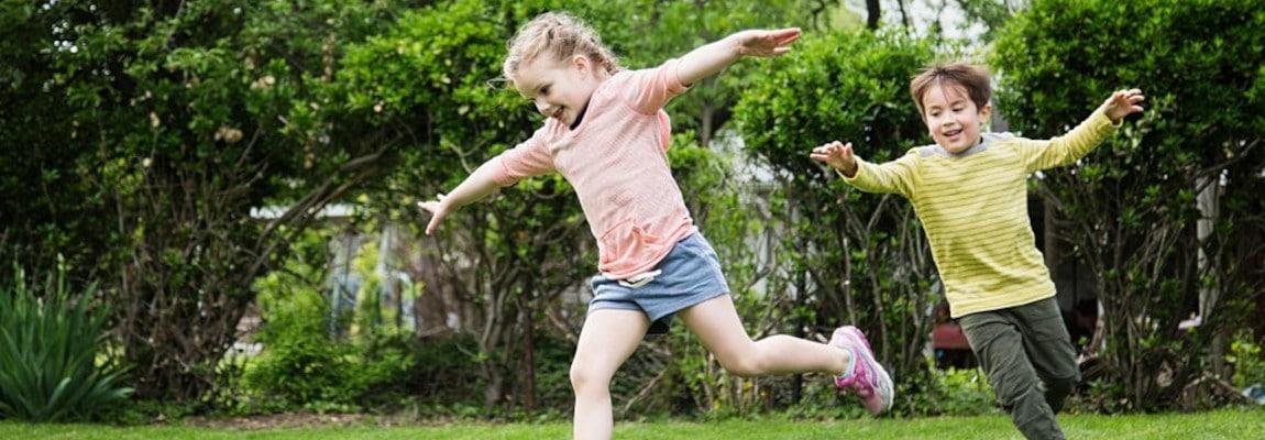 Dieta equilibrada para niñas y niños