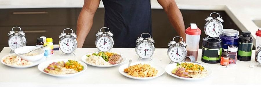 Recomendaciones de comidas equilibradas para deportistas
