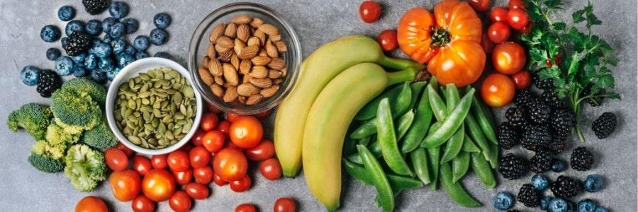 Dieta equilibrada del deportista