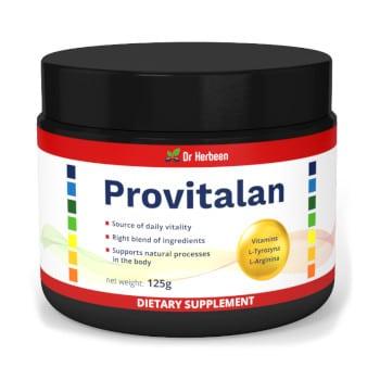 Qué es Provitalan